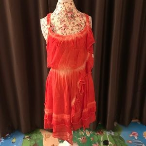 New with tags free people dress.